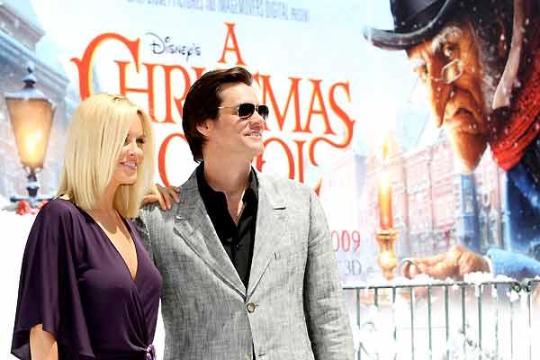 Le Drôle de Noël de Scrooge : Photo Jim Carrey