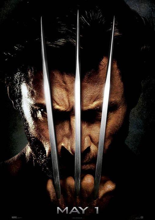 X-Men Origins: Wolverine : Affiche Gavin Hood