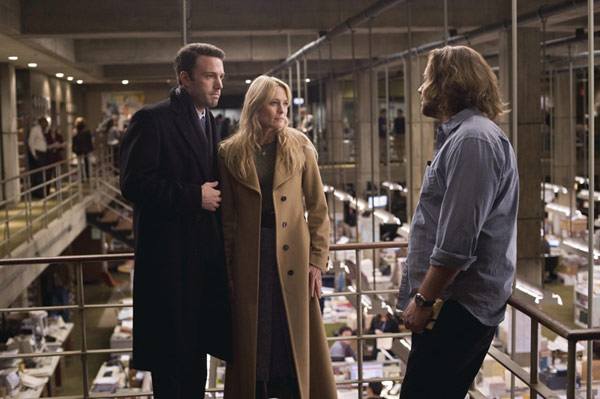 Jeux de Pouvoir : Photo Ben Affleck, Robin Wright, Russell Crowe