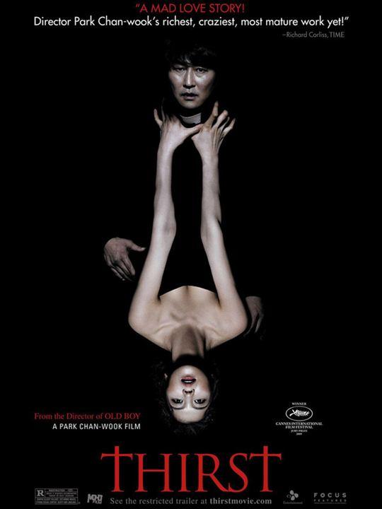 Thirst, ceci est mon sang : Affiche Chan-wook Park