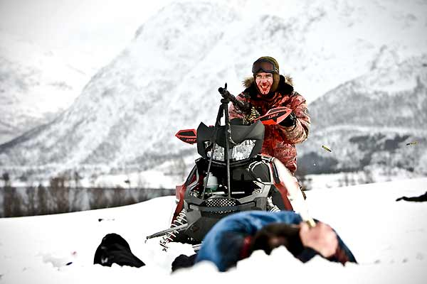 Dead Snow : Photo Tommy Wirkola