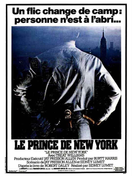 affiche du film le prince de new york affiche 1 sur 1 allocin. Black Bedroom Furniture Sets. Home Design Ideas
