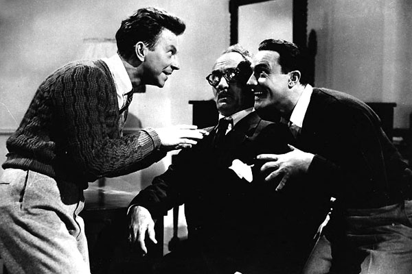 Chantons sous la pluie : Photo Donald O'Connor, Gene Kelly, Stanley Donen
