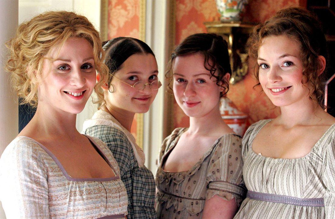 Photo Florence Hoath, Morven Christie, Perdita Weeks, Ruby Bentall