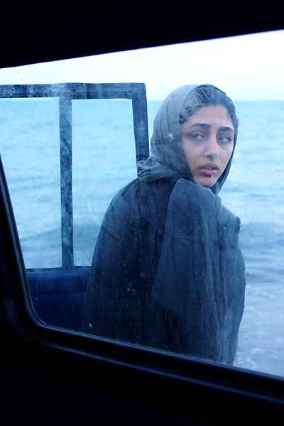 A propos d'Elly : Photo Asghar Farhadi, Golshifteh Farahani