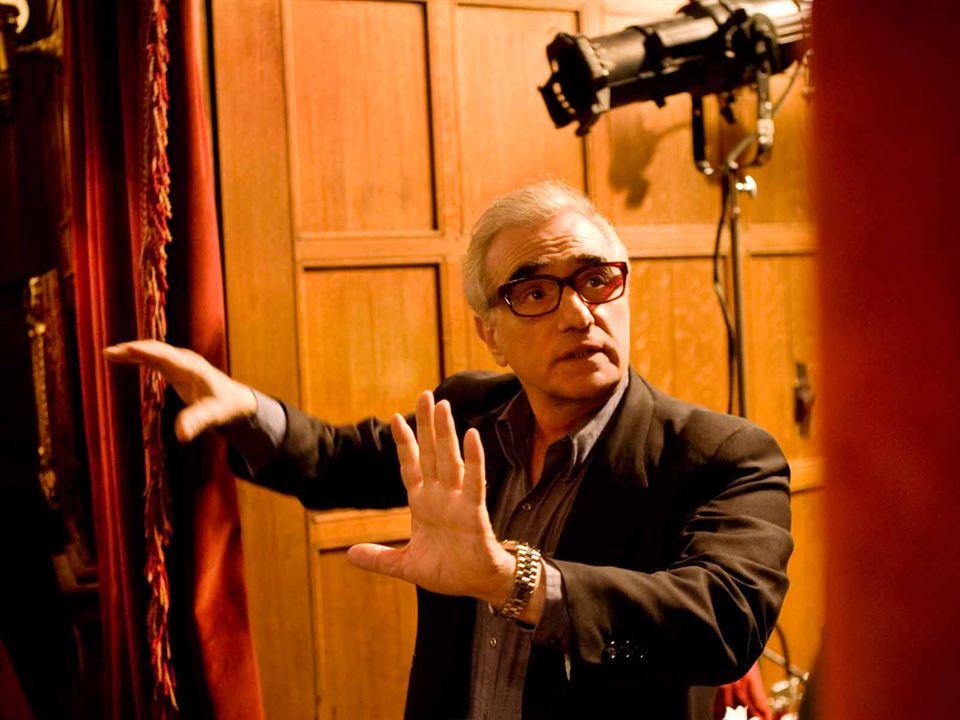 Shutter Island : Photo Martin Scorsese