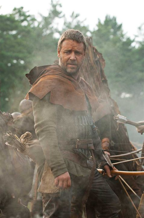 Photo de Russell Crowe  Robin des Bois  Photo Russell Crowe
