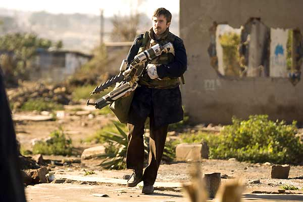 District 9 : Photo Sharlto Copley