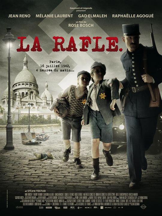 La Rafle : Affiche Rose Bosch