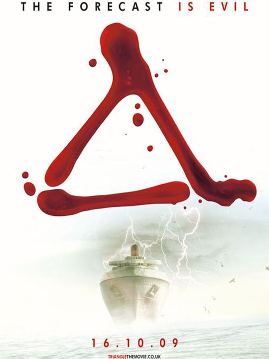 Triangle : Affiche Christopher Smith