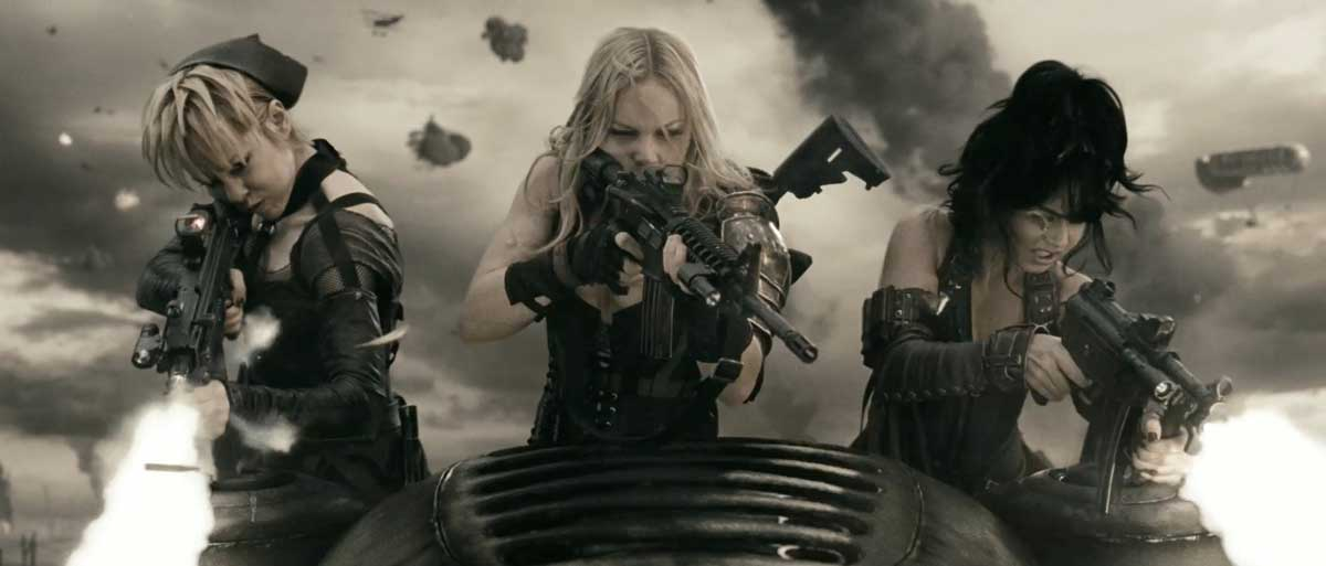 Sucker Punch : Photo Abbie Cornish, Jena Malone, Vanessa Hudgens
