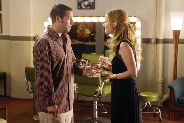 Funny People : Photo Adam Sandler, Leslie Mann