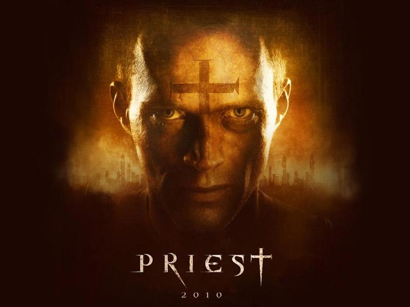 Priest : Affiche Scott Charles Stewart