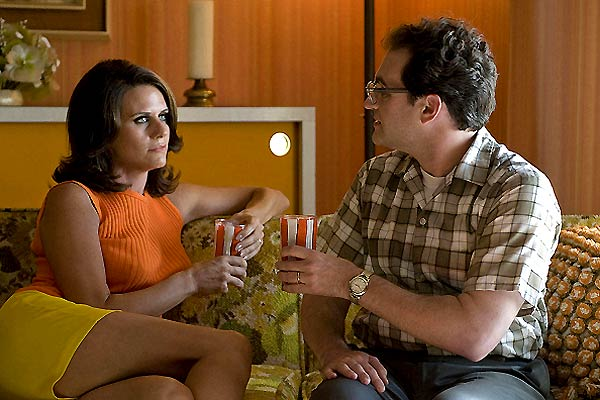 A Serious Man : Photo Amy Landecker, Michael Stuhlbarg