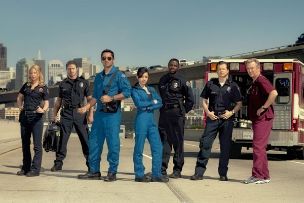 Trauma (US) : Photo Aimee Garcia, Anastasia Griffith, Cliff Curtis, Derek Luke, Jamey Sheridan