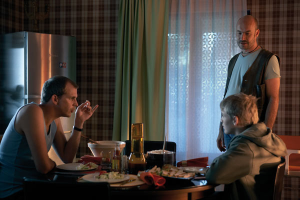 Les Joies de la famille : Photo Ella Lemhagen, Gustaf Skarsgård, Thomas Ljungman, Torkel Petersson
