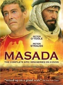 Masada : Affiche