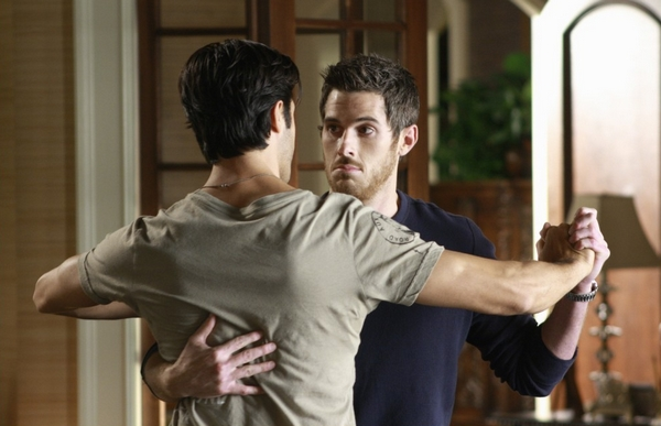 Brothers & Sisters : Photo Dave Annable, Gilles Marini