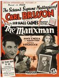 The Manxman : Affiche