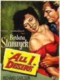 All I Desire : Affiche