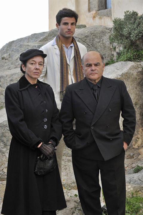 Les Héritières : Photo Daniel Lundh, Françoise Huguet, Jean Benguigui