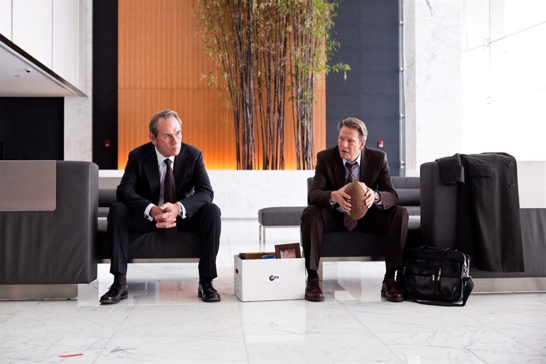 The Company Men : Photo Chris Cooper, John Wells, Tommy Lee Jones