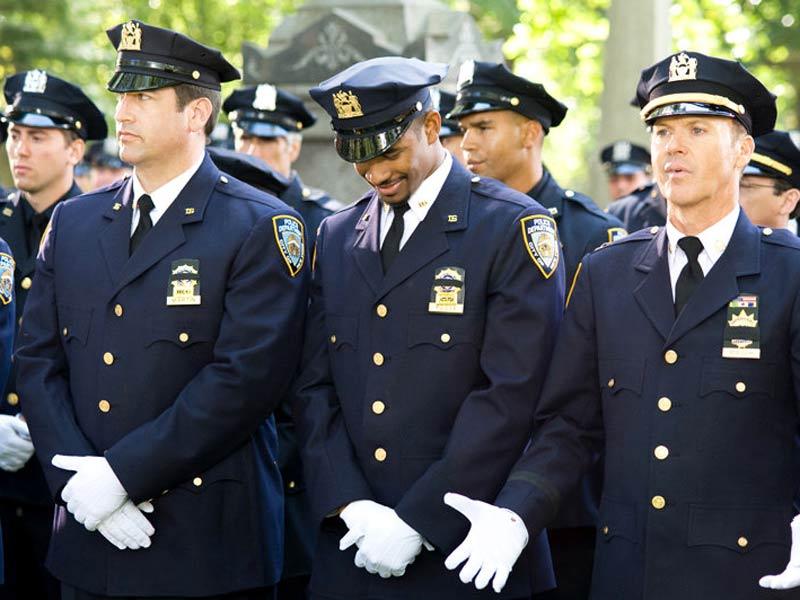 Very Bad Cops : Photo Michael Keaton