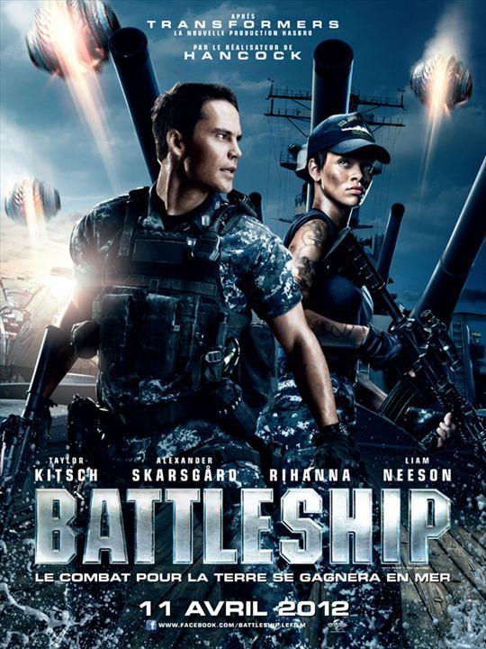 Battleship : Affiche