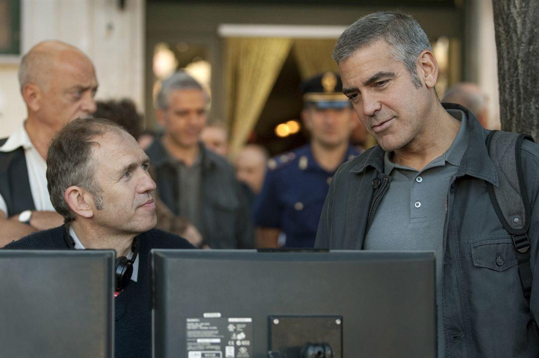 The American : Photo Anton Corbijn, George Clooney