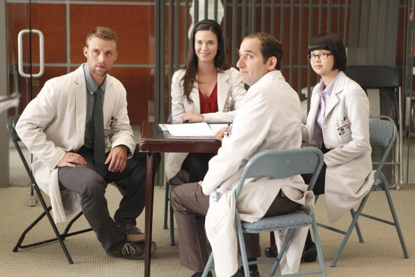Photo Charlyne Yi, Jesse Spencer, Odette Annable, Peter Jacobson