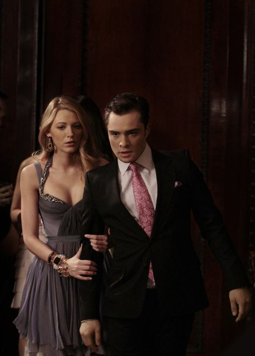 Photo Blake Lively, Ed Westwick