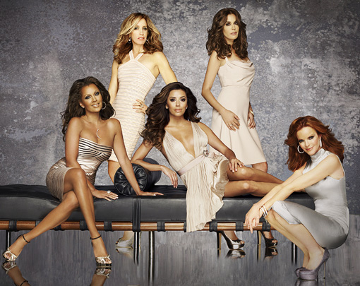 Photo Eva Longoria, Felicity Huffman, Marcia Cross, Teri Hatcher, Vanessa Williams (V)