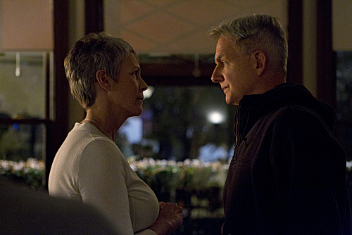 Photo Jamie Lee Curtis, Mark Harmon