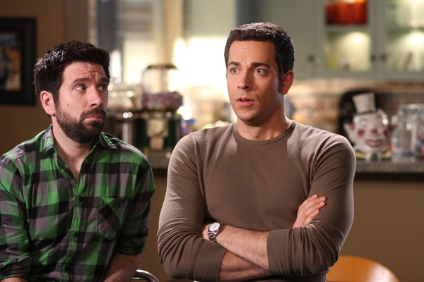 Photo Joshua Gomez, Zachary Levi