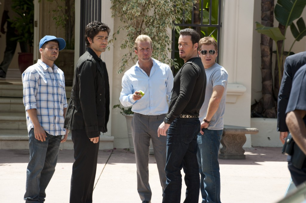 Photo Adrian Grenier, Jerry Ferrara, Kevin Connolly, Kevin Dillon, Scott Caan