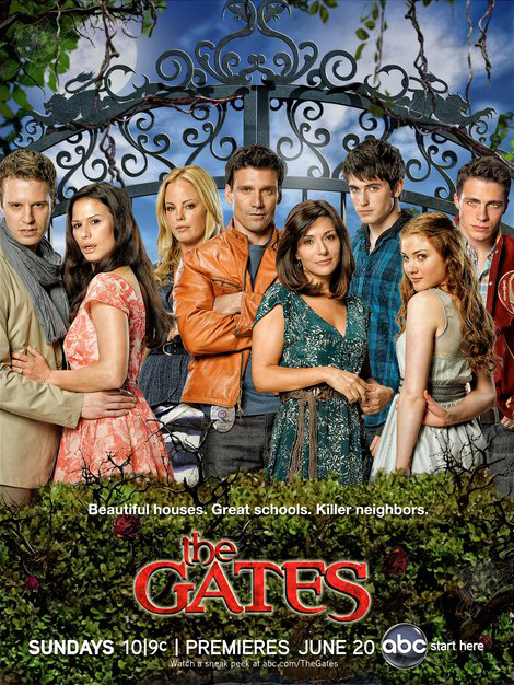 The Gates : Photo Chandra West, Colton Haynes, Frank Grillo, Luke Mably, Marisol Nichols