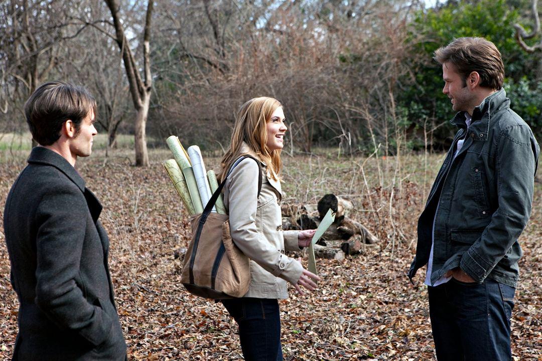 Vampire Diaries : Photo Daniel Gillies, Matthew Davis, Sara Canning