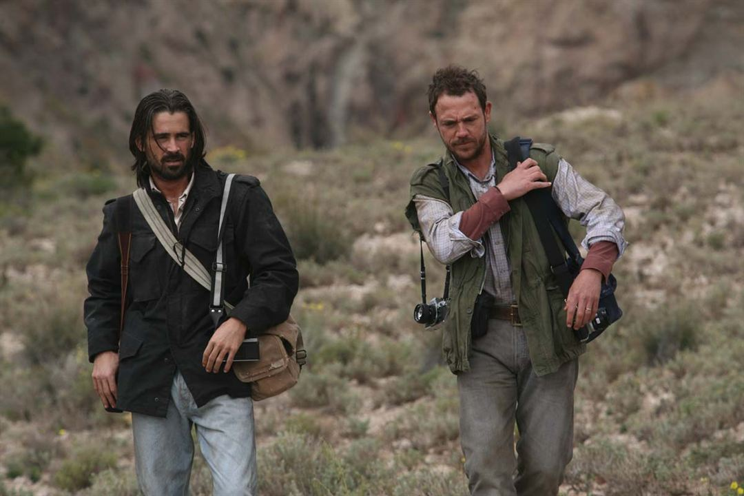 Eyes of War : Photo Colin Farrell, Danis Tanovic, Jamie Sives