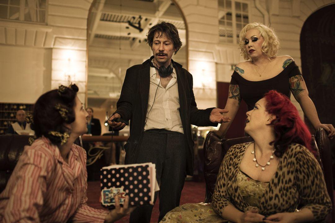 Tournée : Photo Mathieu Amalric, Miranda Colclasure