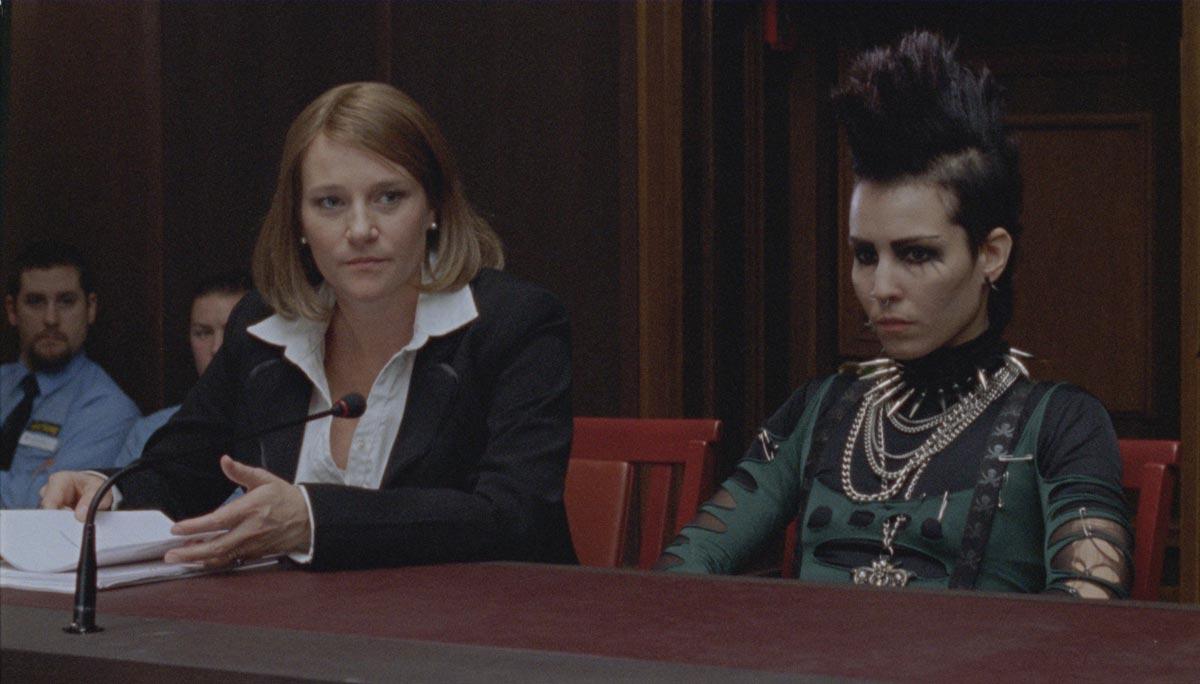 Millénium 3 - La Reine dans le palais des courants d'air : Photo Daniel Alfredson, Noomi Rapace