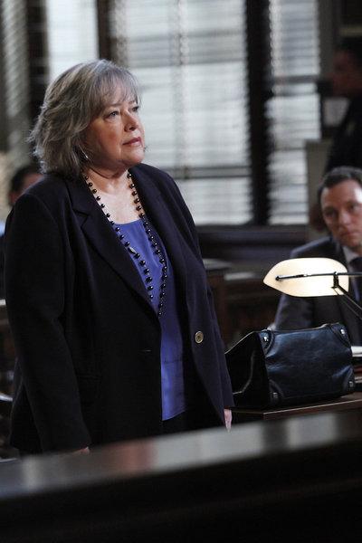 La Loi selon Harry : Photo Kathy Bates