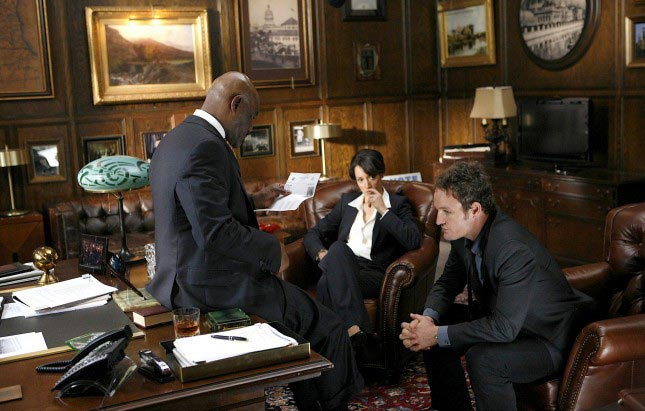 Chicago Code : Photo Jason Clarke, Jennifer Beals, Todd Williams