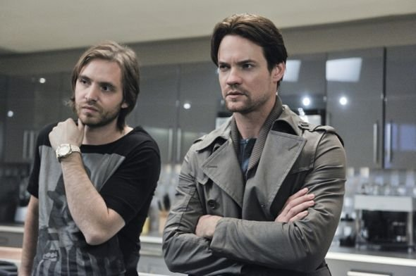 Photo Aaron Stanford, Shane West