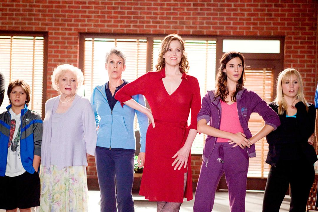 Encore toi ! : Photo Andy Fickman, Betty White, Jamie Lee Curtis, Kristen Bell, Odette Annable