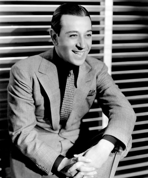photo George Raft