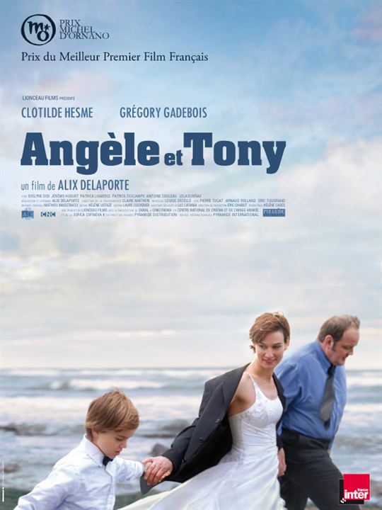 Angèle et Tony : Affiche