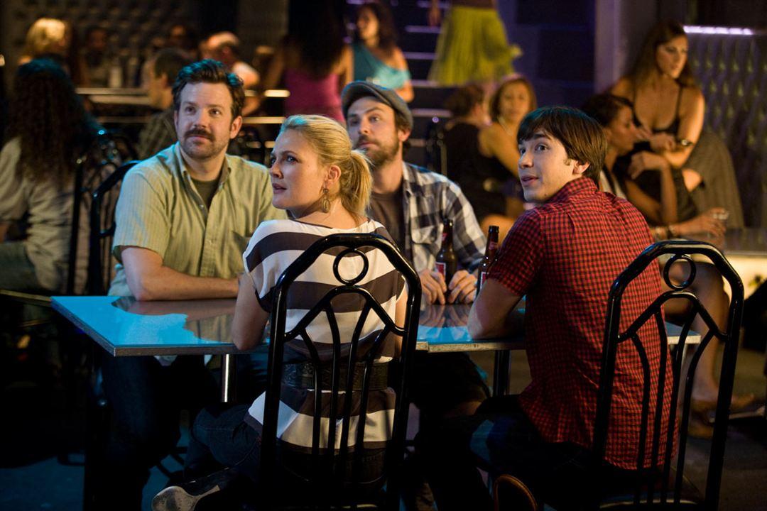 Trop loin pour toi : Photo Charlie Day, Drew Barrymore, Jason Sudeikis, Justin Long, Nanette Burstein
