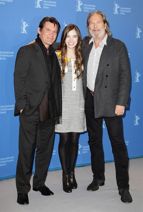 True Grit : Photo Hailee Steinfeld, Jeff Bridges, Josh Brolin