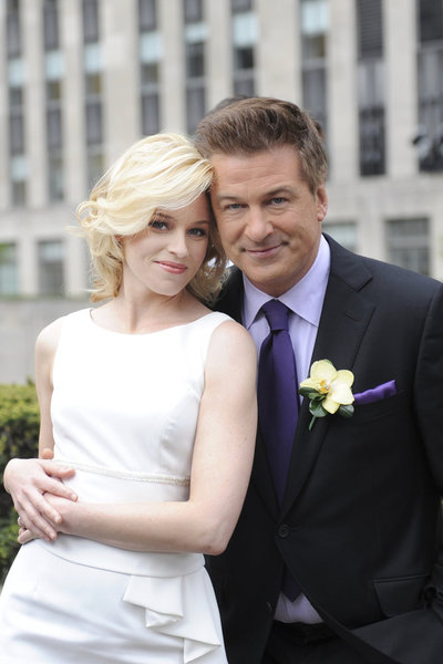 Photo Alec Baldwin, Elizabeth Banks