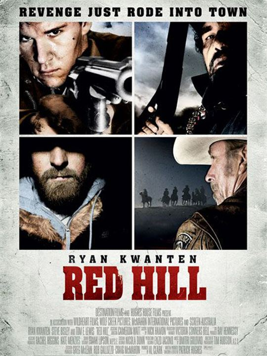 Red Hill : Affiche